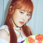 Park Jimin Shares Her Thoughts About Leaving JYP Entertainment