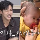 "TVXQ's Yunho Is So Nervous Meeting His Baby Niece For The First Time On ""I Live Alone"""