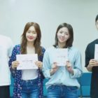 Chae Soo Bin, Lee Je Hoon, And More Impress At 1st Script Reading For New Drama