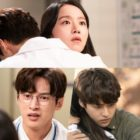 "Shin Hye Sun Experiences Two Different Kinds Of Hugs In ""30 But 17"""