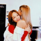 Heize Shares Cute Photos With Girls' Generation's Taeyeon + Calls Herself A Successful Fan