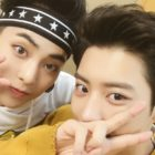 EXO's Chanyeol Playfully Teases Xiumin In Comments Left On His New Instagram; Xiumin Responds