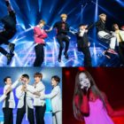 Highlights From HallyuPopFest Day 3 Concert, Featuring NCT 127, Taeyeon, BTOB, And More!