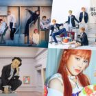 BTS, NCT Dream, MONSTA X's Jooheon, Park Jimin, And BLACKPINK Take Spots On Billboard's World Albums Chart