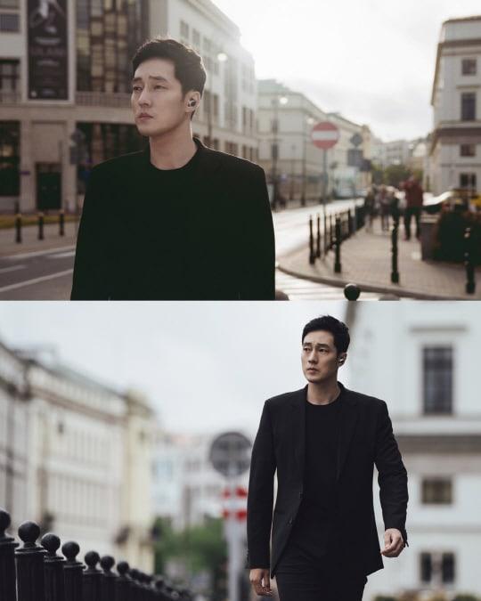 Anh đẹp So Ji Sub lần đầu tiết lộ lý do chọn đóng phim hành động - hài Terius behind me - Ảnh 2.
