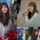 "Song Ji Hyo Smiles Brightly Through Any Misfortune Behind The Scenes Of ""Lovely Horribly"""