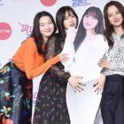 Jang Yoon Joo, Red Velvet's Joy, And Song Ji Hyo Talk About Their Growing Friendship
