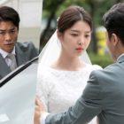 "Kim Young Min Steadies Shocked Bride Uhm Hyun Kyung In ""Hide And Seek"""