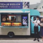 "VIXX Surprises Leader N And Han Ji Min With Coffee Truck On Set Of ""Familiar Wife"""