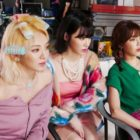 Girls' Generation's Hyoyeon And Sooyoung Unite In Support Of Tiffany's New Music Video