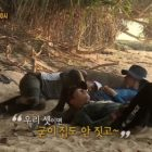 """Watch: Shinhwa Show Off Their 20-Year Teamwork In """"Law Of The Jungle"""" Preview"""