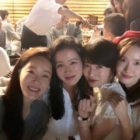 Lee Jung Hyun, Uhm Ji Won, And Girls' Generation's YoonA Come Together To Support Son Ye Jin