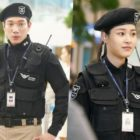 "Kim Kyung Nam And Lee Soo Kyung Transform Into Airport Security In ""Where Stars Land"""