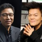 Lee Soo Man's And Park Jin Young's Stock Holdings Revealed To Be Worth Over 200 Billion Won Each
