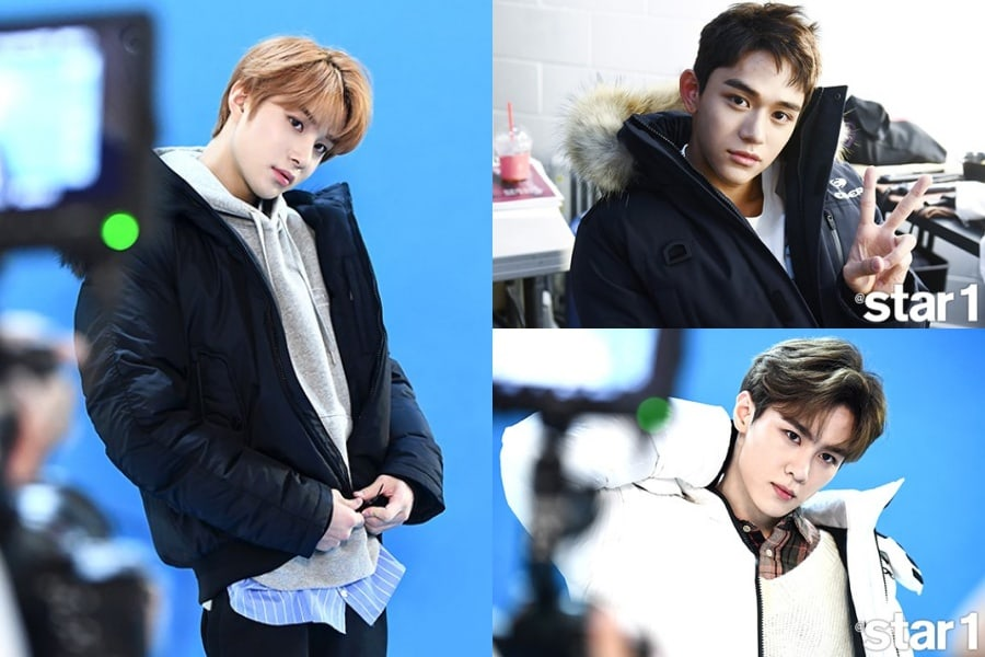 NCT's Lucas, Jungwoo, And Kun Talk About Their Close