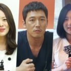 "Son Yeo Eun, Jang Hyuk, And Shin Eun Soo Give More Insight Into Their ""Bad Papa"" Characters"