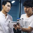 """Song Seung Heon And Lee Si Eon Show Hilarious Chemistry For """"The Player"""""""