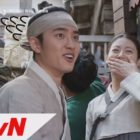 """Watch: Nam Ji Hyun Can't Stop Laughing At EXO's D.O. In """"100 Days My Prince"""" Making Video"""