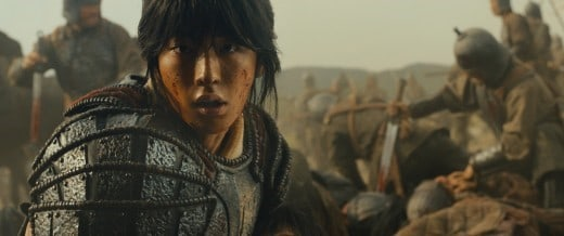 Nam Joo Hyuk nuevamente arriba.