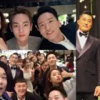 SHINee's Key, Girl's Day's Hyeri, Choo Sung Hoon, And Many More Attend Kim Dong Hyun's Wedding