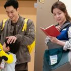 """So Ji Sub Shows His Sweet Side Playing With Kids Behind The Scenes Of """"Terius Behind Me"""""""