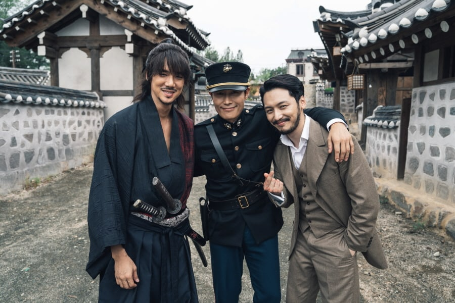 "Mr  Sunshine"" Cast Say Their Farewells As Drama Comes To An"