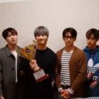 """Watch: GOT7 Takes 5th Win For """"Lullaby"""" On """"Show Champion,"""" Performances By PENTAGON, Oh My Girl, And More"""
