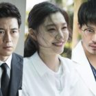 "The Cast Of ""Heart Surgeons"" Are Focused But Cheery Behind The Scenes"