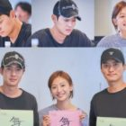Kim Hyun Joong, Ahn Ji Hyun, And In Gyo Jin Join First Script Reading For Upcoming Drama