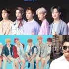 GOT7 And BTS Continue Winning Streaks On Gaon Weekly Chart; Im Chang Jung Earns Quadruple Crown