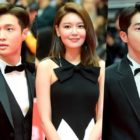 Stars Dazzle At 23rd Busan International Film Festival Opening Red Carpet