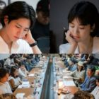 Song Hye Kyo And Park Bo Gum's New Drama Reveals Photos From 1st Script Reading