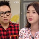 "Park Myung Soo And Uhm Hyun Kyung Say Goodbye To ""Happy Together"""