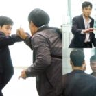 """Lee Je Hoon Takes On An Intense Action Scene In """"Where Stars Land"""""""