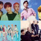 SHINee, TVXQ, BTS, And MONSTA X Achieve RIAJ Gold Certifications