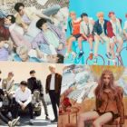 Gaon Reveals Latest Monthly And Weekly Chart Rankings