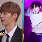 Wanna One's Hwang Min Hyun Explains What Caused The Accidental Reveal Of His Abs At Concert