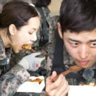 "BLACKPINK's Lisa And PENTAGON's Hongseok Are Fascinated By MREs In ""Real Men 300"""