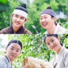 "EXO's D.O. And Nam Ji Hyun Show Sweet Chemistry With ""100 Days My Prince"" Co-Stars"