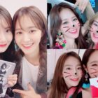 Girls' Generation Members Show Support For Yuri's Solo Promotions