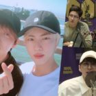 BTS's Jin, B1A4's CNU, Gongchan, VIXX's Ken, And More Congratulate Sandeul On 100th Radio Show Episode