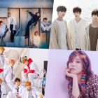 BTS, The Rose, NCT Dream, Yuri, And iKON Take Spots On Billboard's World Albums Chart