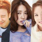 Block B's P.O And Lee Hye Ran Join Yoon Eun Hye's New Drama