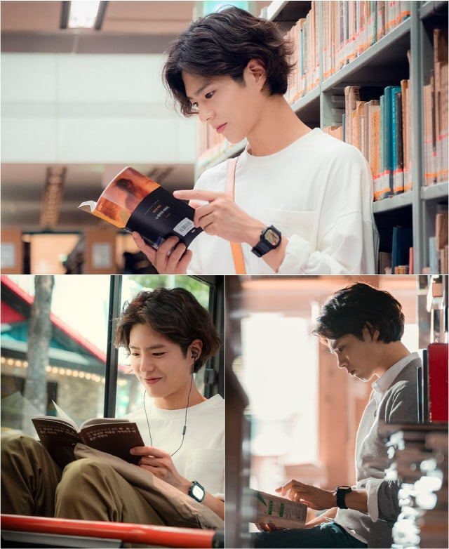 Foto teaser drama Korea 'Encounter'