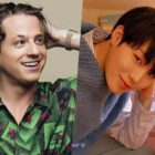 Wanna One's Ha Sung Woon Impresses Charlie Puth With Cover Performance