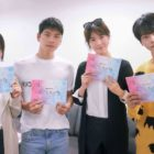 Kim Sun Ah, Lee Yi Kyung, VIXX's N, Nam Gyu Ri, And More Gather At Drama Script Reading For New Mystery Thriller
