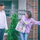 """Kim Hyun Joong And Ahn Ji Hyun Try To Figure Each Other Out In """"When Time Stopped"""""""