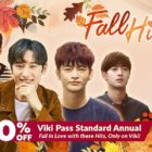 Enjoy This Fall's Most Popular Dramas And Get 30% Off Viki Pass Standard Annual