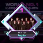"Watch: NCT 127 Takes 3rd Win For ""Regular"" On ""M Countdown,"" Performances By MONSTA X, Stray Kids, And More"