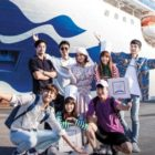 VIXX's Hyuk, APRIL's Rachel, Solbi, And More Pose For Cruise Variety Show